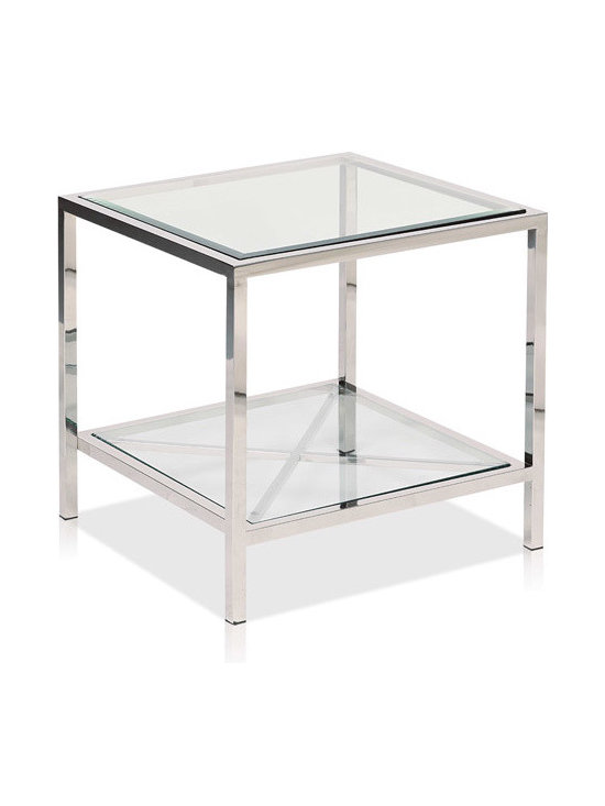 Reynolds End Table - For more information: