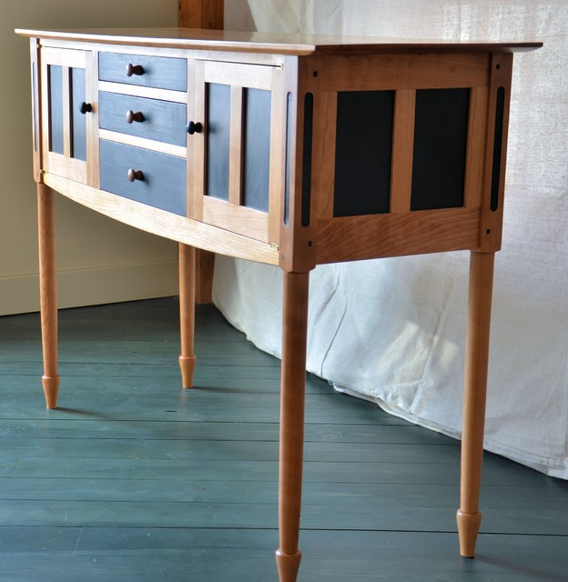Cherry Huntboard traditional-buffets-and-sideboards