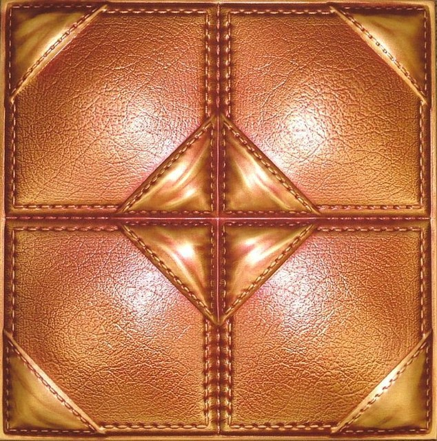 Leather Panels contemporary-moulding