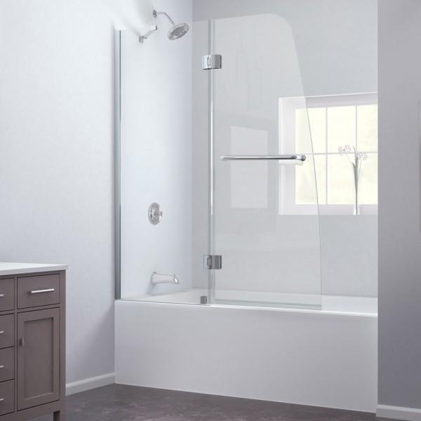 DreamLine SHDR-3148586-01 Aqua Tub Door modern-showerheads-and-body-sprays