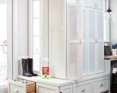 Woodchuck Kitchen Renovation transitional-kitchen