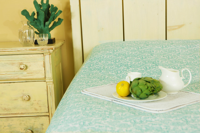 Luxury  Bedspreads tropical-bedroom-products