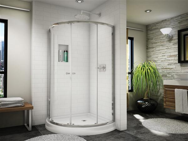 Fleurco Banyo Shower Doors contemporary-showers