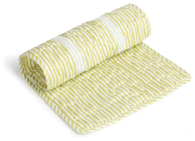 Extra Changing Pad Topper, Spring Green contemporary-changing-tables