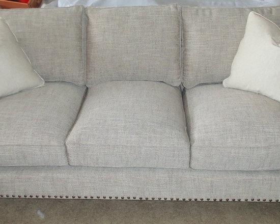 Customer Custom Orders - Robin Bruce Santana Sofa