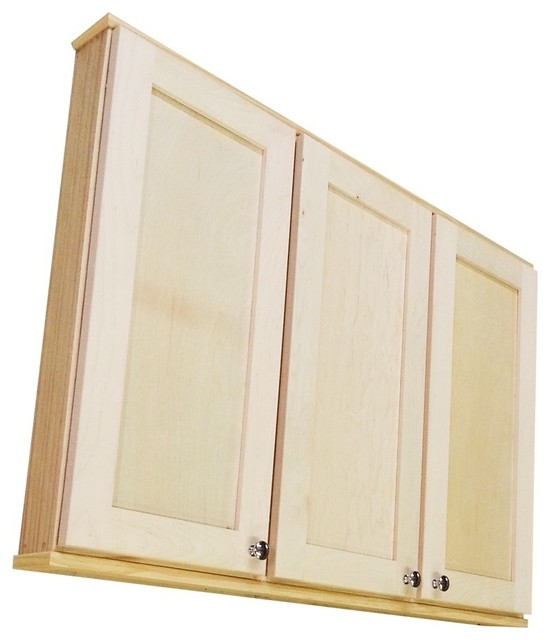 ... the Wall Cabinet - Contemporary - Kitchen Cabinetry - by Overstock.com