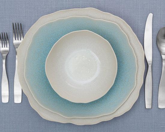 Jars Ceramics Plume Dinnerware -