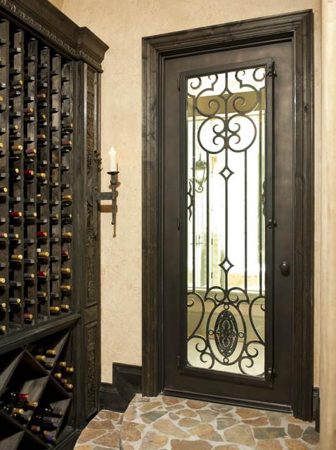 Iron Door mediterranean-windows-and-doors