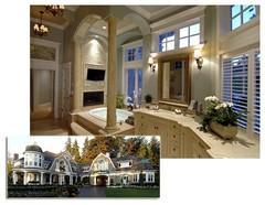 #HousePlan 87642 has an impressive 7900 square feet of ...