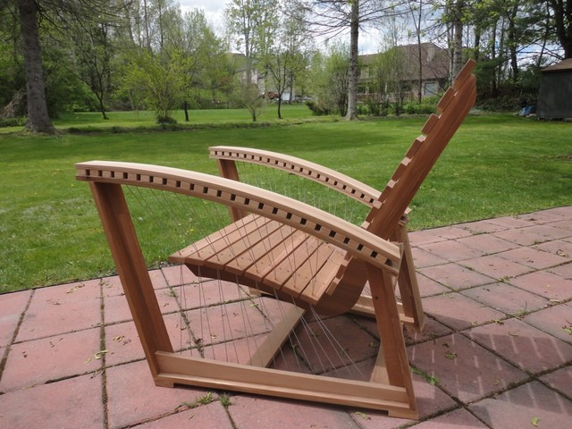 adirondack chair design