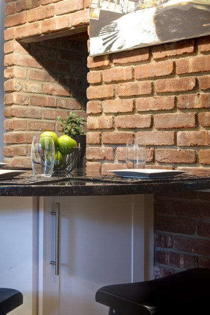 New Providence Kitchen Remodel contemporary
