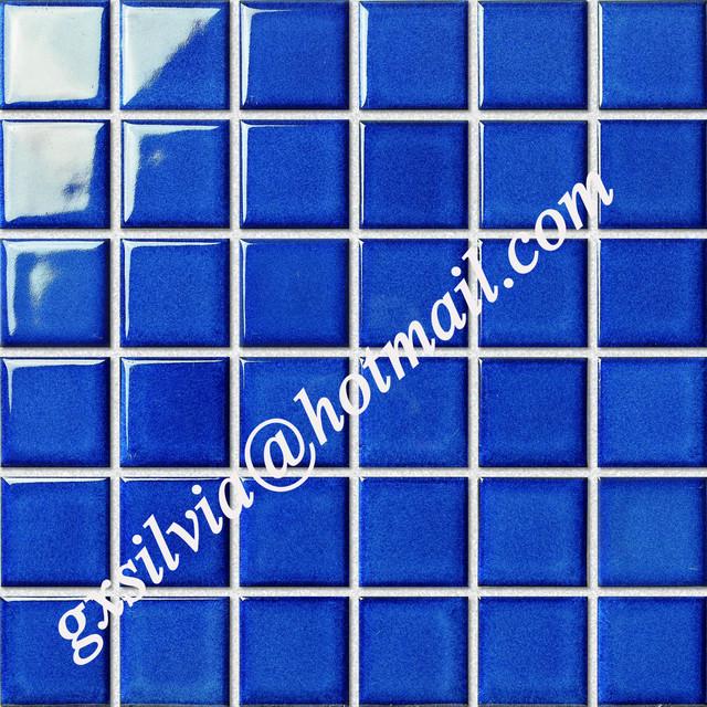 Swimming pool tiles/Ceramic mosaics contemporary