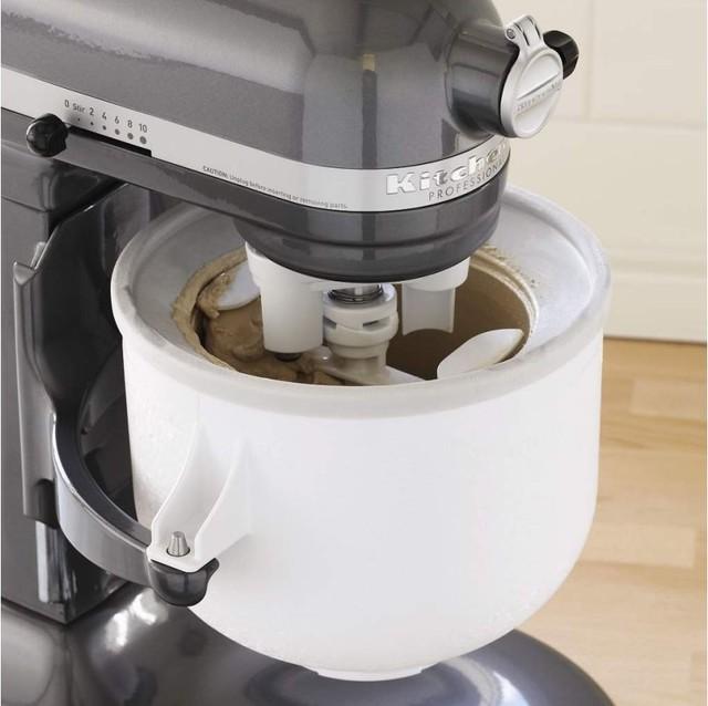 KitchenAid Ice Cream Maker Attachment mixers