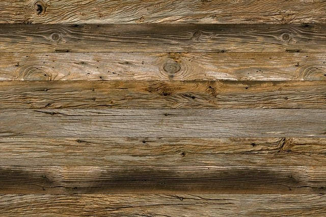 "Carrick Wall Paneling - Decorative Print, Key West Driftwood / 8' X 0.375"" X 5.7 - Rustic - Wall ..."