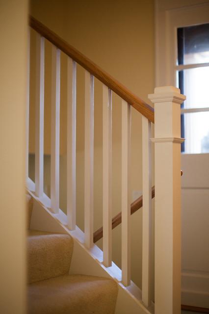 stair rail staircase