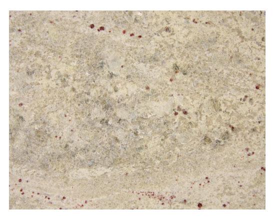 White Cloud Polished Granite -