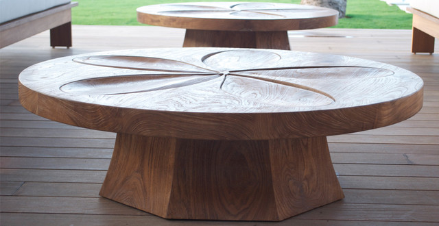 Custom Furniture Designs Tropical Coffee Tables San Francisco By Sarah Burke Design