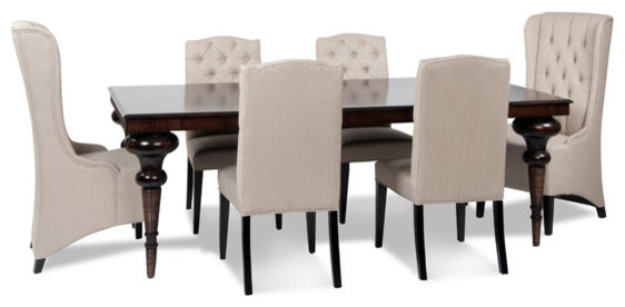 Caryon Dining Table eclectic dining tables