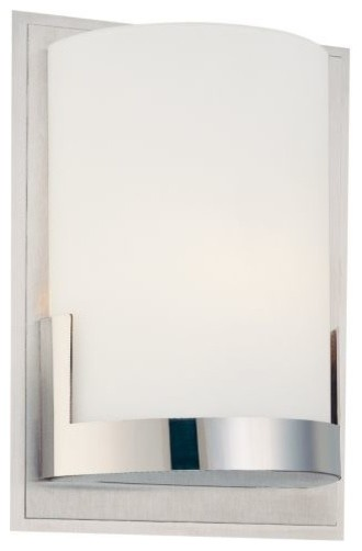 Convex Wall Sconce No. P5951 by George Kovacs modern-wall-lighting