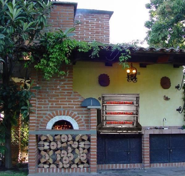 Pizza Oven_outdoor kitchen, by Renato outdoor-pizza-ovens