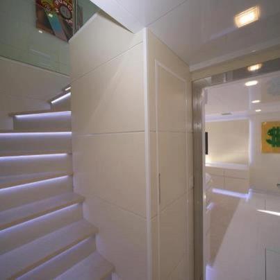 SAILING...... contemporary-staircase