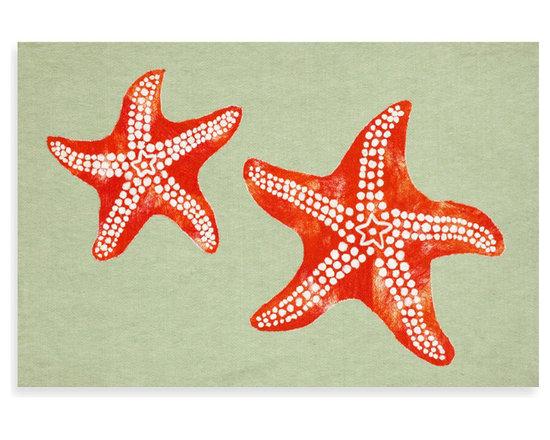 Liora Manne Starfish Mat -