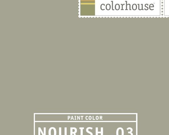 Colorhouse NOURISH .03 - Colorhouse NOURISH .03: Classic like a tailored suit and comfy like felt slippers. Makes colorful collections come alive. Use in master suites and dens.
