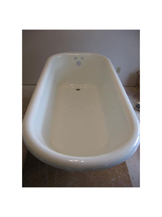 Bathtub & Tile Refinishing - Clawfoot Bathtub Refinishing