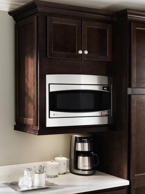 Homecrest Microwave Cabinet -