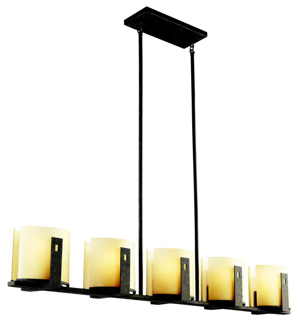 Linear Chandeliers Montara OI Eclectic