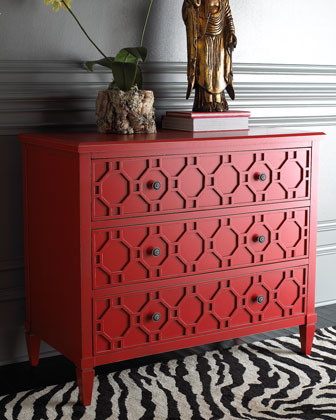 Red Chest traditional dressers chests and bedroom armoires