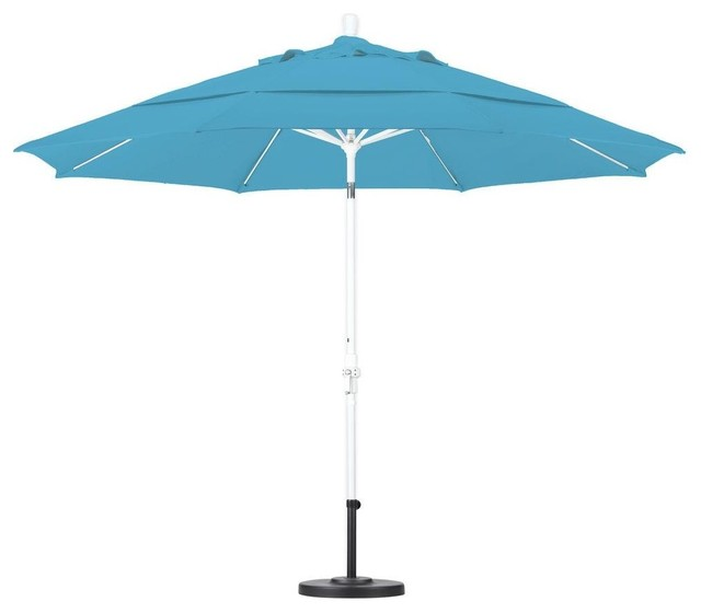 California Umbrella Patio Umbrellas 11 ft Fiberglass