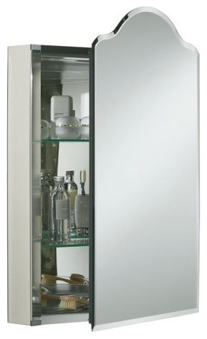 ... Mirrored Door - Contemporary - Medicine Cabinets - by SimplyMirrors