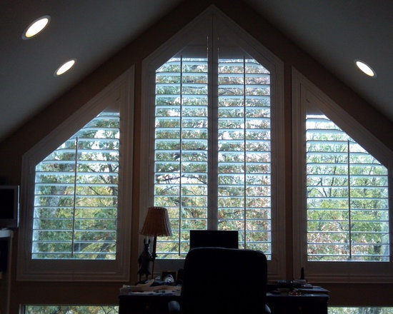 Home Office Shutters -