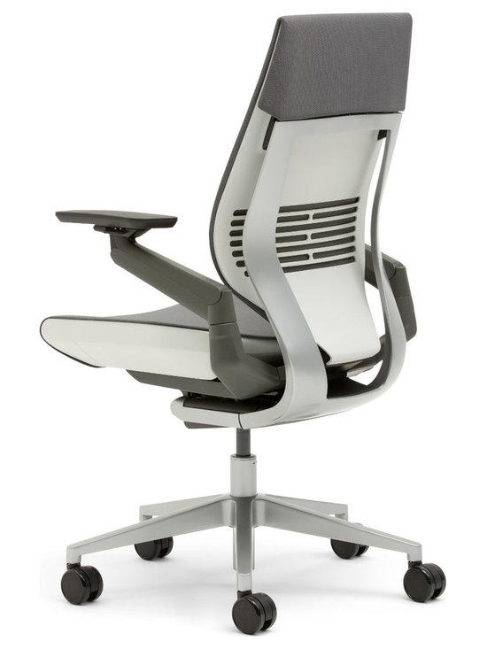 Steelcase - Steelcase Gesture Chair | YLiving - The Steelcase Gesture is the first chair designed to support our interactions with today's technologies. It is inspired by the movement of the human body and engineered for the way we work today. Available Fall 2013 at YLiving.