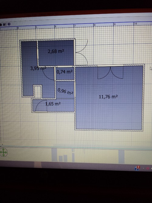 Am nager un studio de 11m2 for Decoration chambre 11m2