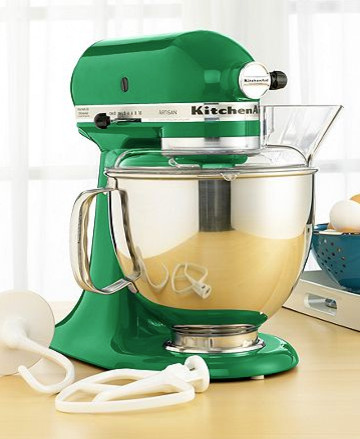 Kitchenaid stand mixer 5 qt artisan bayleaf contemporary mixers by macy 39 s - Kitchenaid mixer bayleaf ...