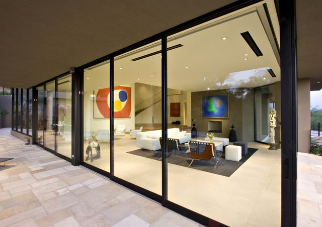 Fleetwood Windows and Doors modern-windows