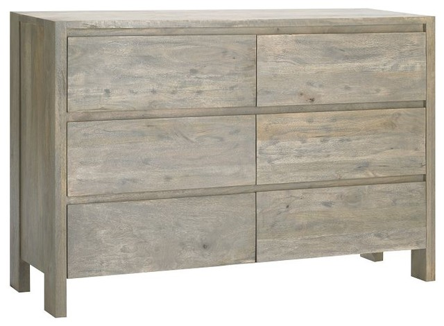 Boerum 6-Drawer Dresser traditional dressers chests and bedroom armoires