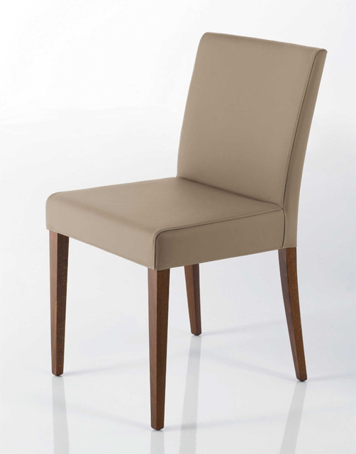 Helena Leather Dining Chair By Cattelan Italia Modern Dining Chairs By