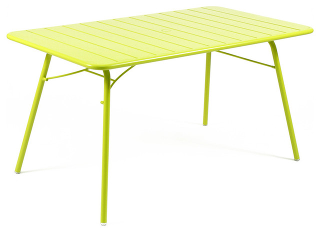 Luxembourg Table modern outdoor tables