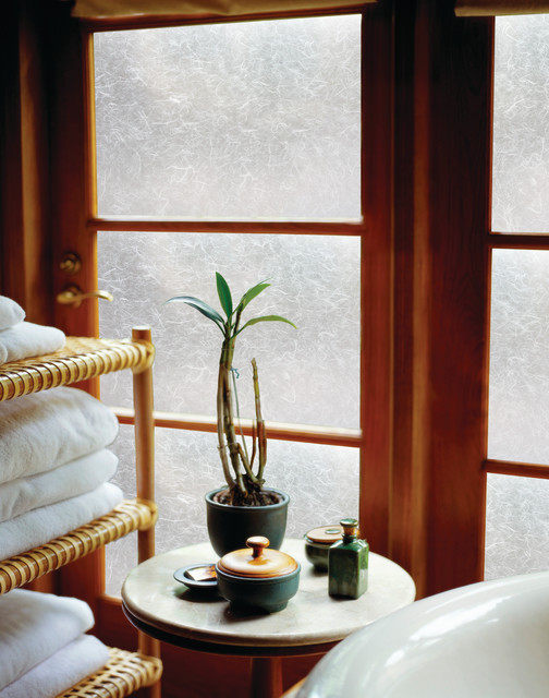 Rice paper asian window film other metro by for Asian window coverings