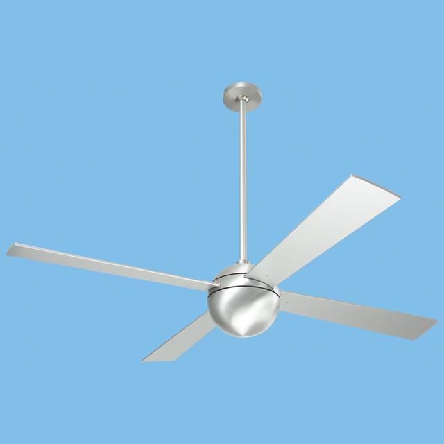 Modern Fan - Ball Aluminum Fan modern-ceiling-fans