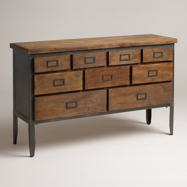 Nomad Sideboard Industrial Buffets And Sideboards By Cost Plus
