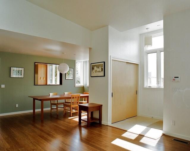 Spokane Ave., Albany, CA Residence contemporary-dining-room