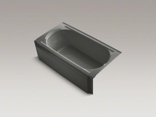 "KOHLER Memoirs(R) 60"" x 34"" alcove bath with right-hand drain contemporary-bathroom-accessories"