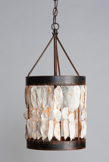 Brilliant Coastal Lighting - Eclectic - Pendant Lighting - charlotte - by Cottage and Bungalow