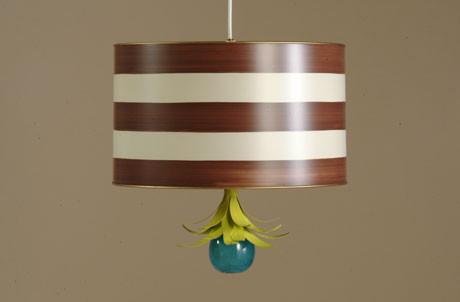 Stray Dog - pendant light eclectic-pendant-lighting