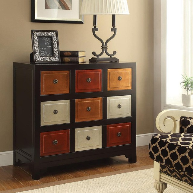 Accent Cabinet - Modern - Accent Chests And Cabinets - los angeles - by Adarn