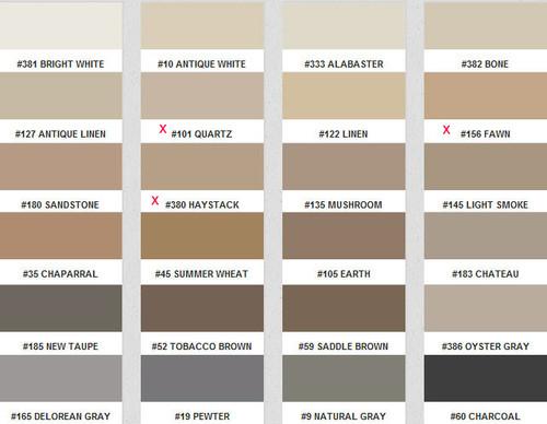 Tile Grout Color Help Please